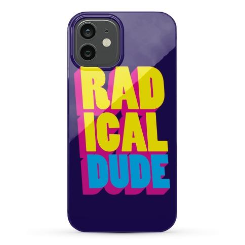 Radical Dude Phone Case