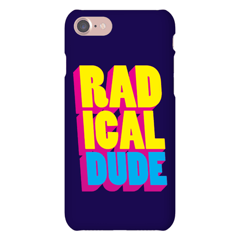 Radical Dude Phone Case