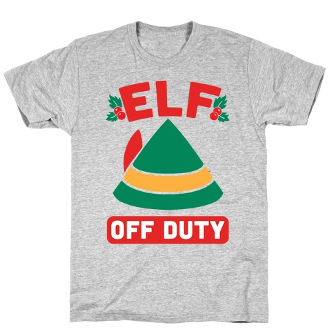 Elf Off Duty T-Shirt