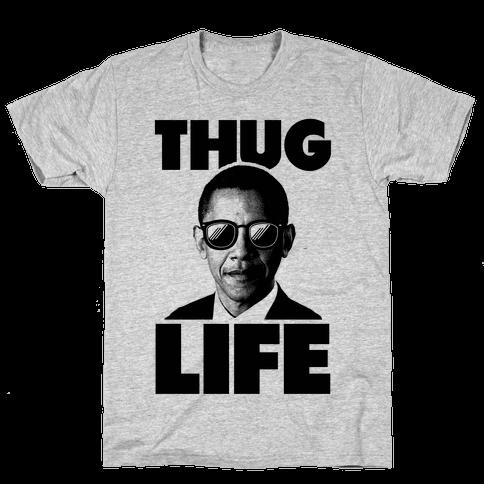 Obama Thug Life