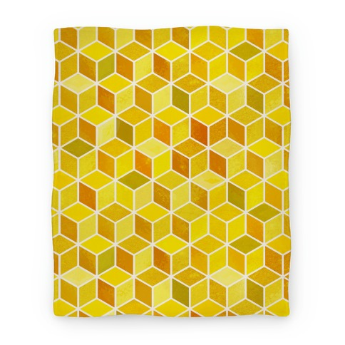 Honeycomb Blanket Blanket