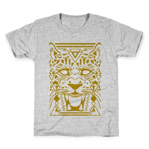 Egyptian Leopard Kids T-Shirt