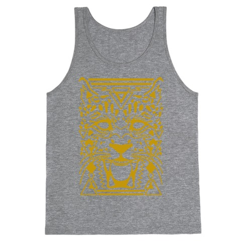 Egyptian Leopard Tank Top