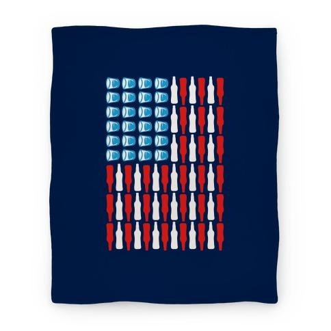 United Drinks of America Blanket