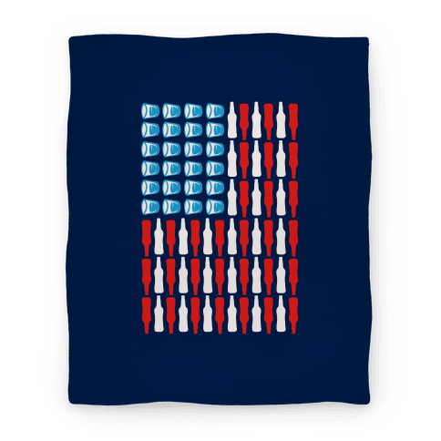 United Drinks of America Blanket
