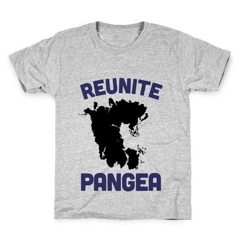 Reunite Pangea Kids T-Shirt