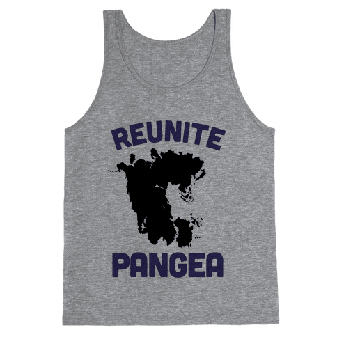 Reunite Pangea Tank Top
