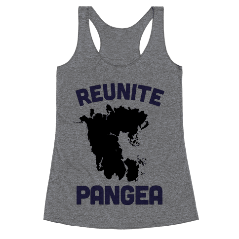 Reunite Pangea Racerback Tank Top