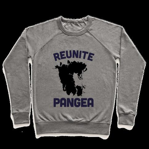 Reunite Pangea Pullover