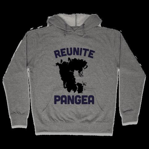 Reunite Pangea Hooded Sweatshirt