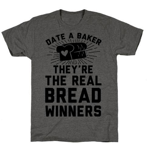 Date A Baker T-Shirt