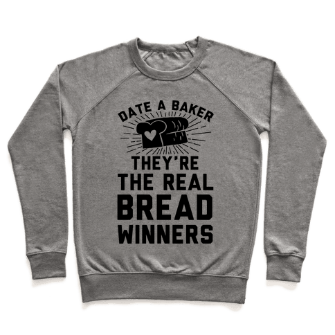 Date A Baker Pullover