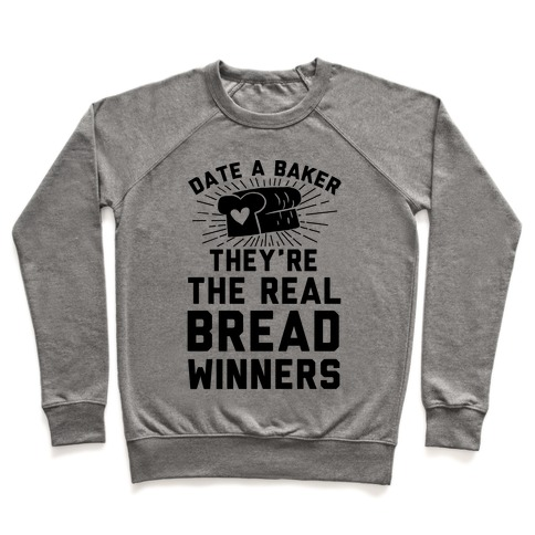 Date A Baker Pullover