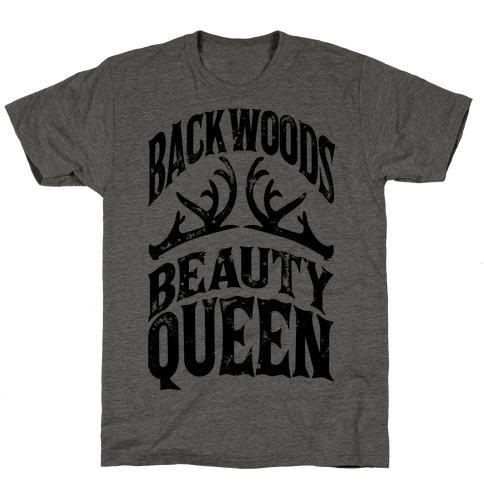 Backwoods Beauty Queen T-Shirt
