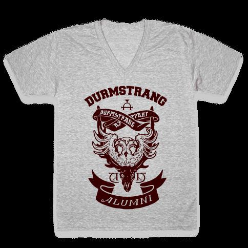 Durmstrang Alumni V-Neck Tee Shirt