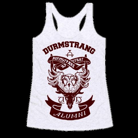Durmstrang Alumni Racerback Tank Top