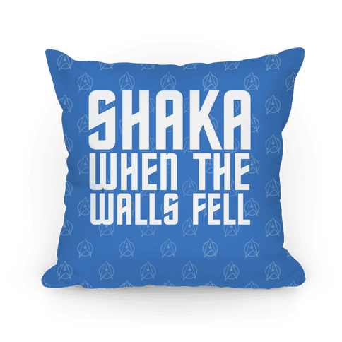 Shaka When the Walls Fell