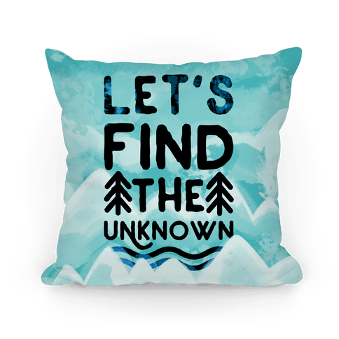 Let's Find the Unknown (Blue)