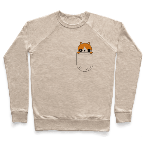 Pocket Cat Pullover