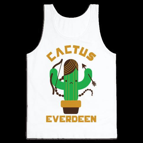 Cactus Everdeen Tank Top