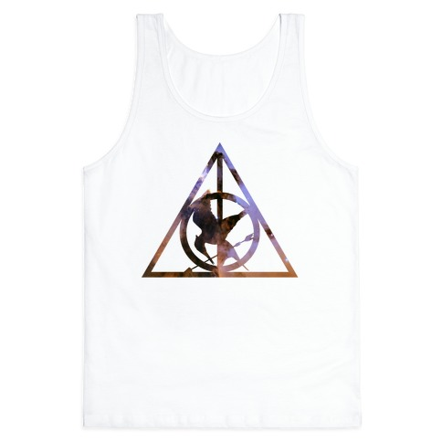 The Deathly Hunger Tank Top