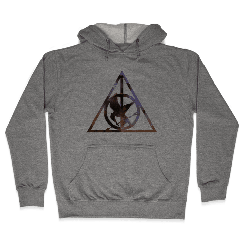 The Deathly Hunger Hooded Sweatshirt