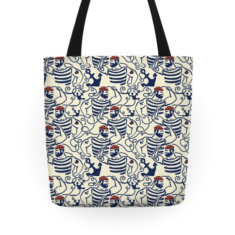 Knotty Sailors Tote