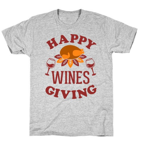 Happy Winesgiving T-Shirt
