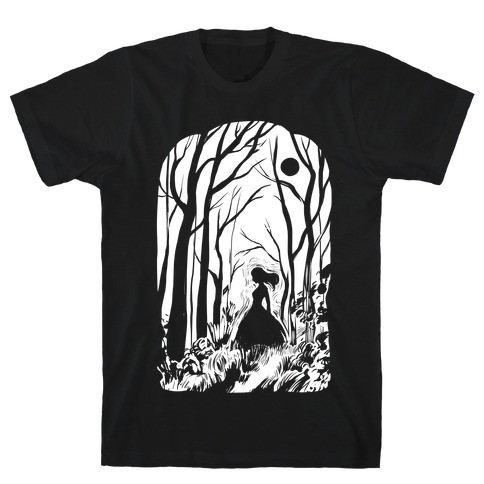 Ghost In The Woods T-Shirt