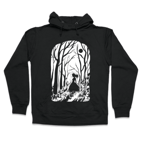 Ghost In The Woods Hooded Sweatshirt