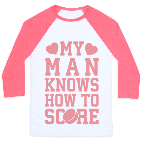 My Man Knows How To Score (hockey)