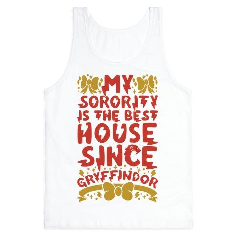 Gryffindor Sorority Tank Top
