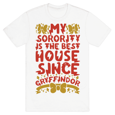 Gryffindor Sorority Mens T-Shirt