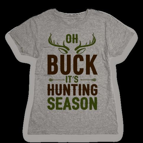 Hunting season t shirts lookhuman for Ohio fishing season