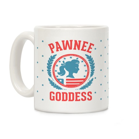 Pawnee Goddess Coffee Mug