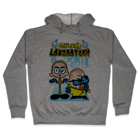 Walter's Laboratory Hooded Sweatshirt