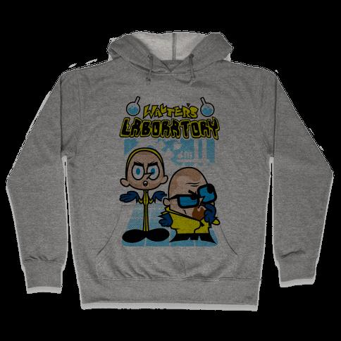 Walter's Laboratory Hooded Sweatshirt