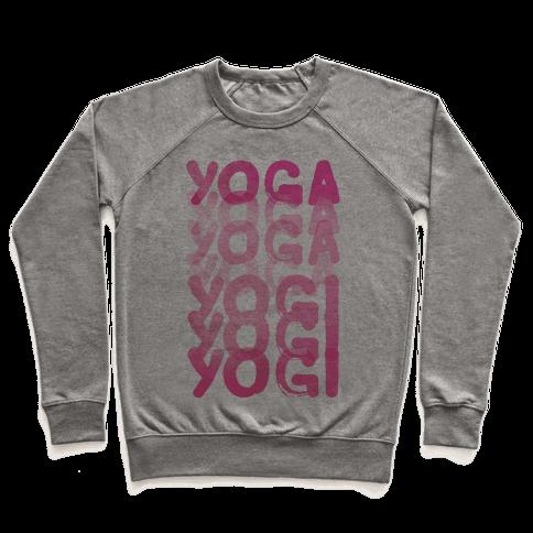 Yoga Into A Yogi Pullover