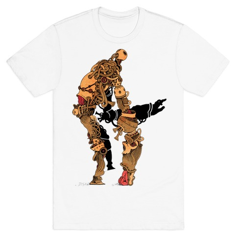 Upgrade Mens T-Shirt