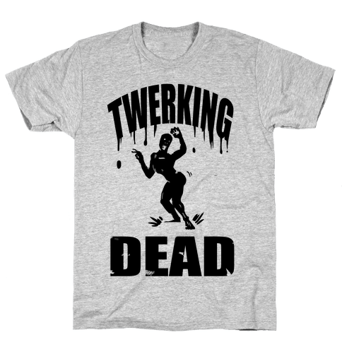 The Twerking Dead Mens T-Shirt