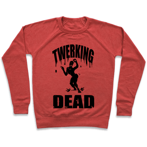 The Twerking Dead Pullover