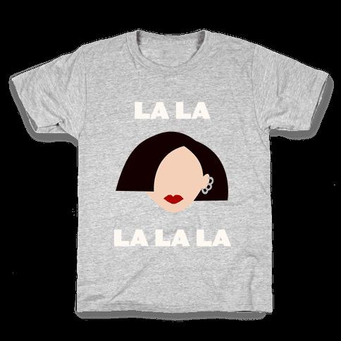 La La La (Jane) Kids T-Shirt