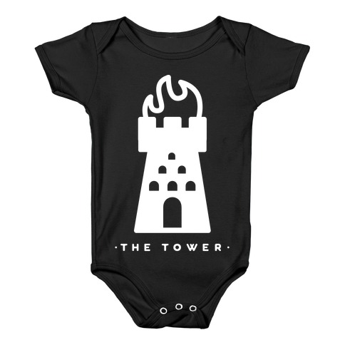 The Tower Baby Onesy