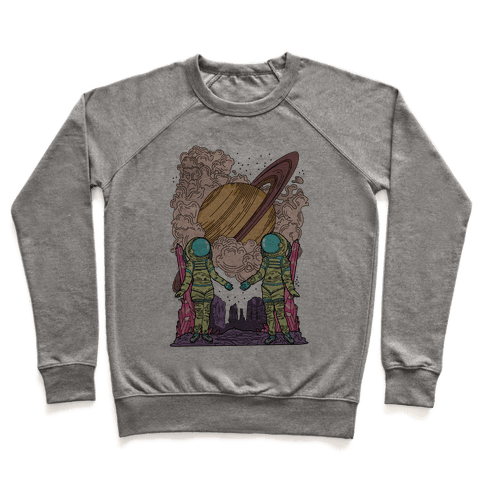 The Lovers in Space Pullover
