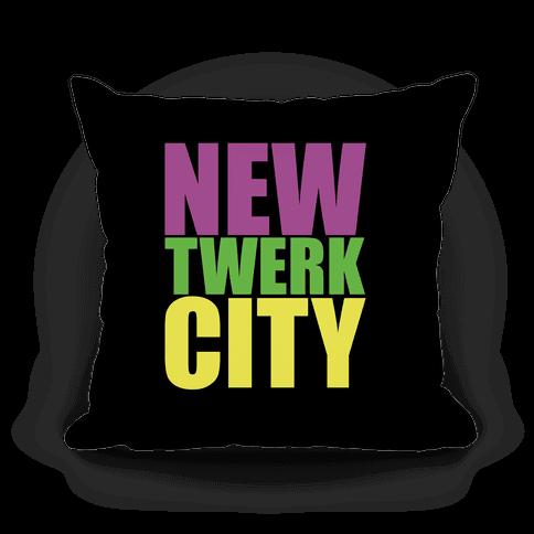 New Twerk City