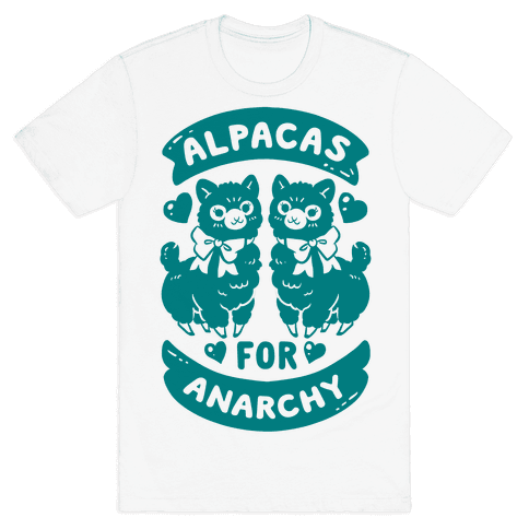 Alpacas For Anarchy