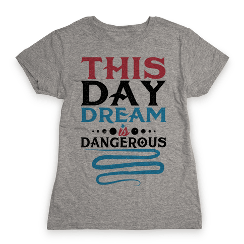 Daydreaming Womens T-Shirt