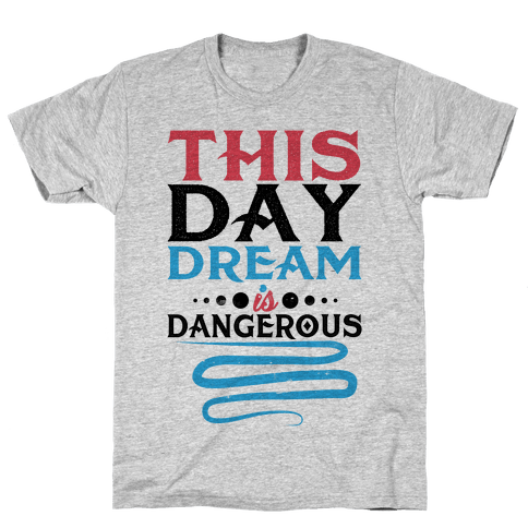 Daydreaming Mens T-Shirt