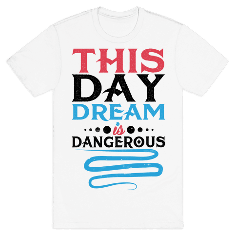 Daydreaming Mens T-Shirt