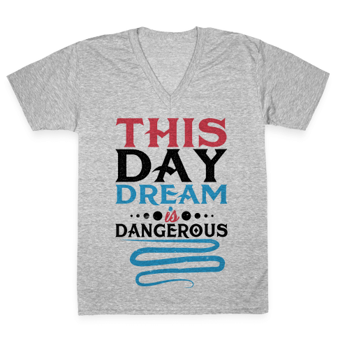 Daydreaming V-Neck Tee Shirt